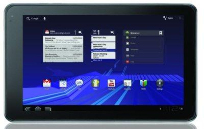 LG Optimus Pad con Vodafone