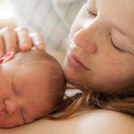 Algunas madres no quieren recibir visitas las primeras semanas tras el parto, y hay que respetarlas