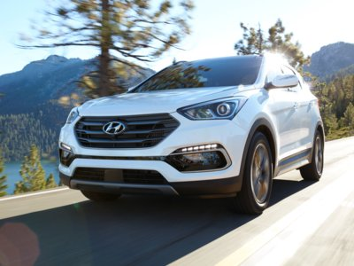 Más tecnología y cambios pequeñísimos para el Hyundai Santa Fe