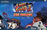 'Super Street Fighter II Turbo HD Remix'. Análisis
