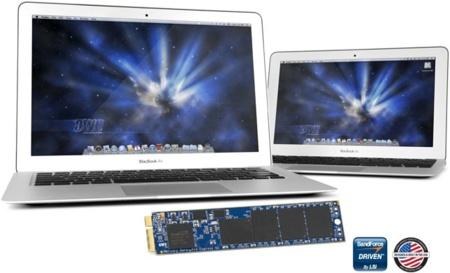 OWC presenta su unidad de almacenamiento SSD compatible con el nuevo MacBook Air (Jun 2012)