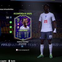 FIFA 22: consigue la carta Promesas: Camavinga Intransferible