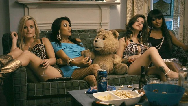 Ted y sus mujeres
