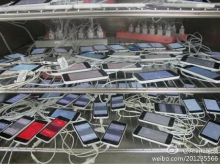 iPhone 5C cargadores