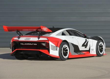 Audi E Tron Vision Gran Turismo Concept 2