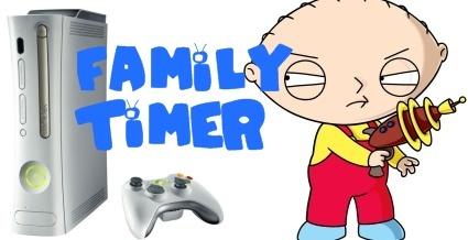 Controla a tus hijos con 'Family Timer', para la Xbox 360