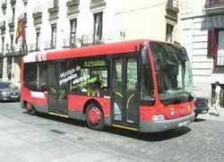 Se podrán subir carritos de bebé sin plegar a los autobuses de Madrid