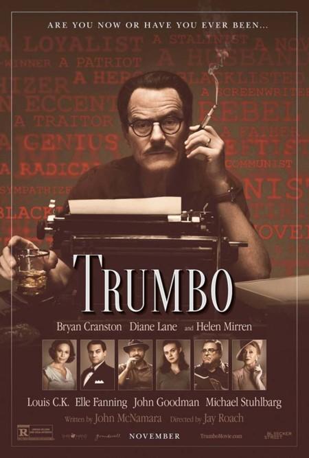 Cartel de Trumbo