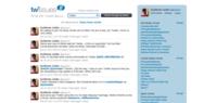 Twissues, busca todos tus tweets sobre un determinado tema