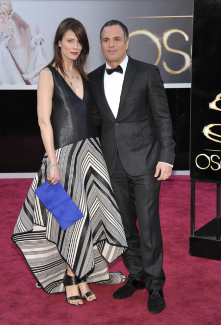 Sunrise Coigney Oscar 2013
