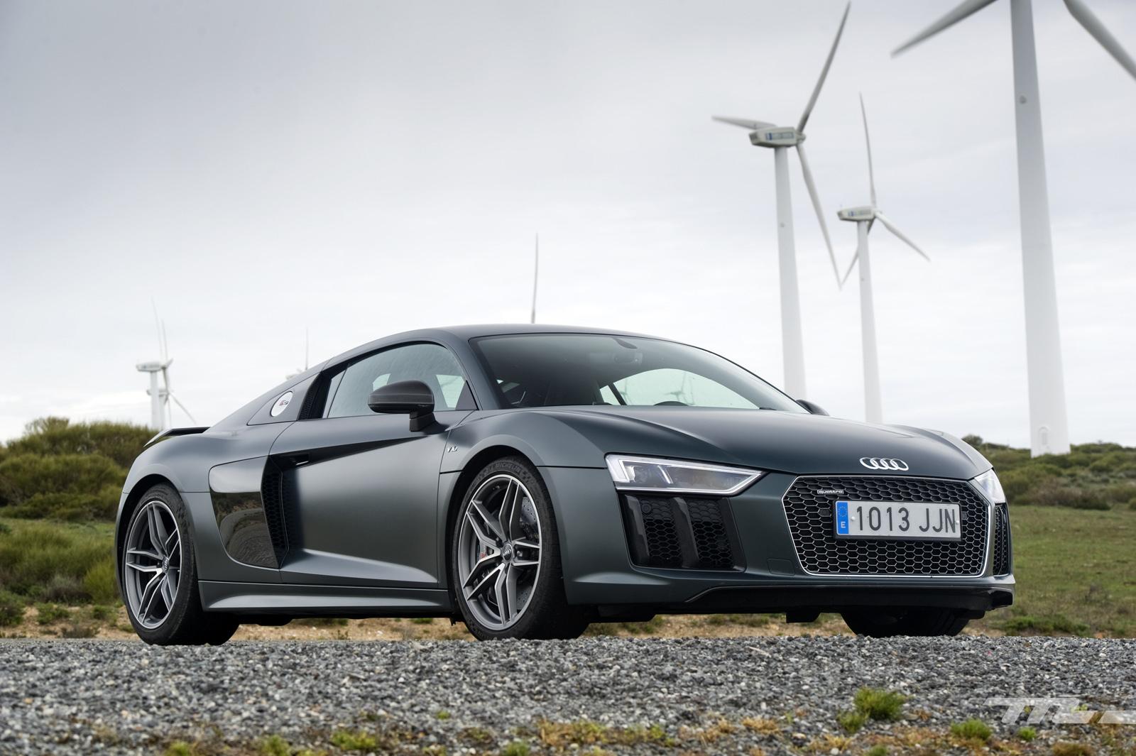 Foto de Audi R8 V10 Plus (prueba) (7/39)