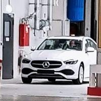 ¡Filtrado! El próximo Mercedes-Benz Clase C heredará mucho del recién lanzado Clase S