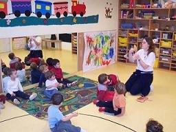 El jard n de infancia en la educaci n for Auxiliar de jardin de infancia