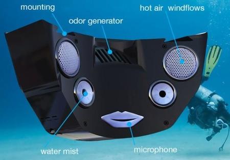 FeelReal quiere que huelas la realidad virtual. Y que pases frío. Y calor