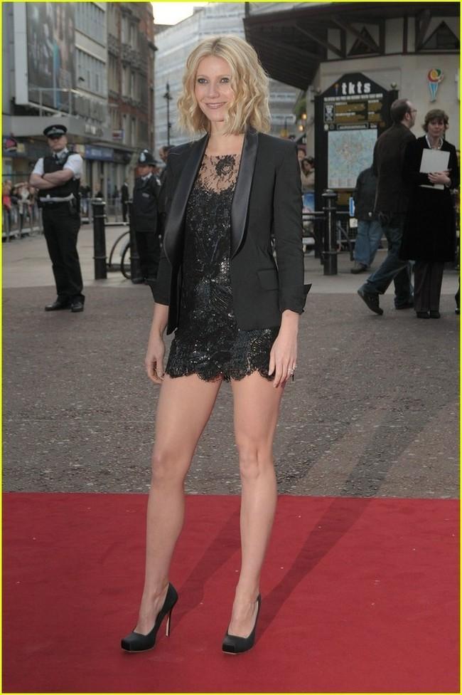 Foto de Gwyneth Paltrow premieres Iron Man (3/5)