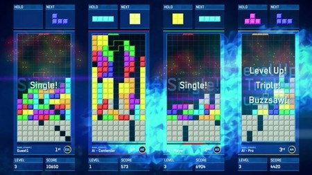 Ubisoft anuncia Tetris Ultimate para PS4 y Xbox One