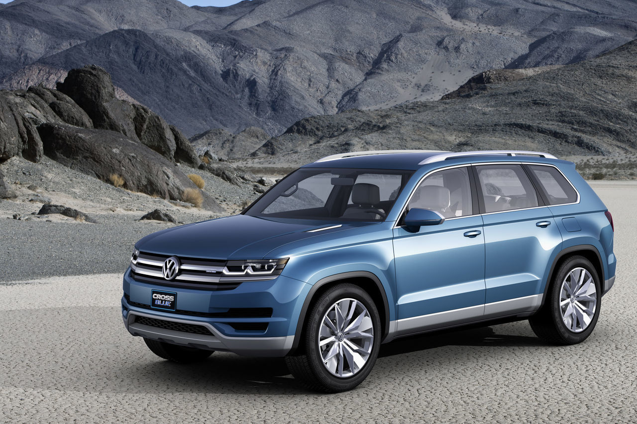 Foto de Volkswagen CrossBlue Concept (19/19)