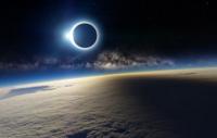 Cazadores de fakes: no, esta imagen no es un eclipse real