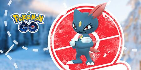 Pokémon GO: todas las misiones de la investigación especial dedicada a Sneasel