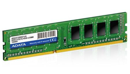 ADATA hace oficial módulos Premier DDR4 2133 para Intel Haswell-E