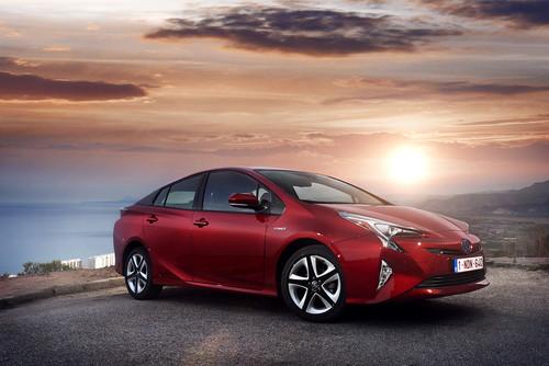 Cambio de rumbo: el nuevo Toyota Prius dice adiós a los taxistas