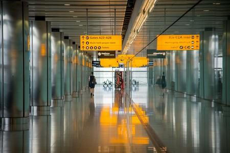 Los 154 vuelos desde Barajas que podrían sustituirse por el tren para luchar contra el cambio climático