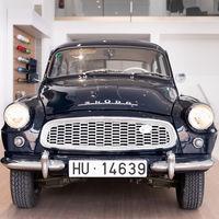 El Škoda más antiguo de España es un Octavia de 1961, y lo puedes ver en este breve e interesante documental