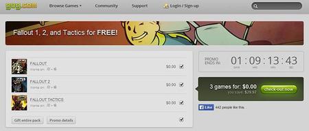 Descarga gratis Fallout 01