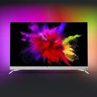 La primera tele OLED de Philips se pone a la venta por 3.500 euros: llega con Android e iluminación Ambilight