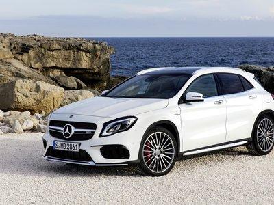 Mercedes-Benz Clase GLA 2018, lo importante es la atención en los detalles