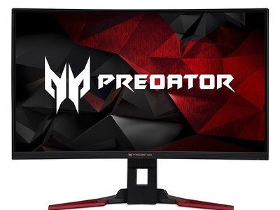 Acer sube las prestaciones de sus monitores con el Predator Z321QU y así explotar la potencia de tus videojuegos