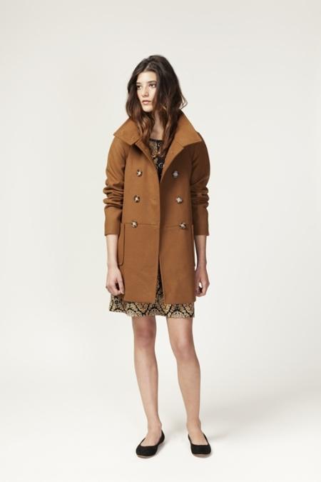 abrigo springfield otoño