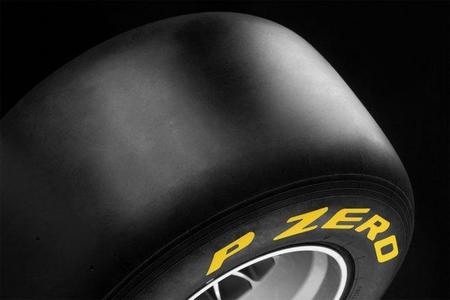 Los neumáticos Pirelli sueltan mucha goma