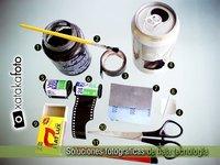Soluciones fotográficas de baja tecnología