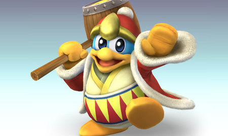 Rey Dedede en Super Smash Bros. Brawl