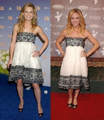 Marchesa Resort: ¿Jennifer Morrison o Britney Snow?