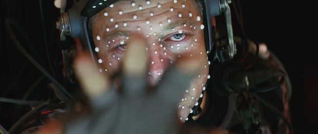Andy Serkis como Snoke