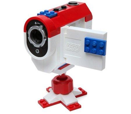 Videocámara de Lego para un pequeño Scorsese