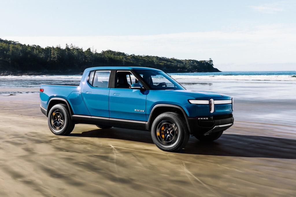 Rivian no ha vendido ni un coche eléctrico, pero ya es la start-up mejor financiada gracias a un inversor de...