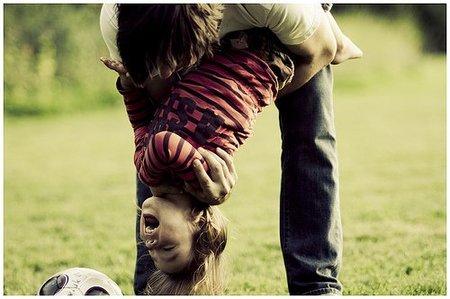Disfrutar de las actividades al aire libre con los niños