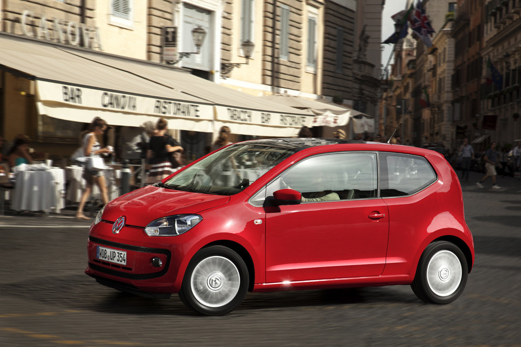 Foto de Volkswagen Up! (9/75)