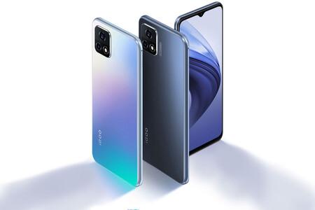 Vivo IQOO U3x: un móvil 5G barato, con pantalla a 90 Hz y gran batería