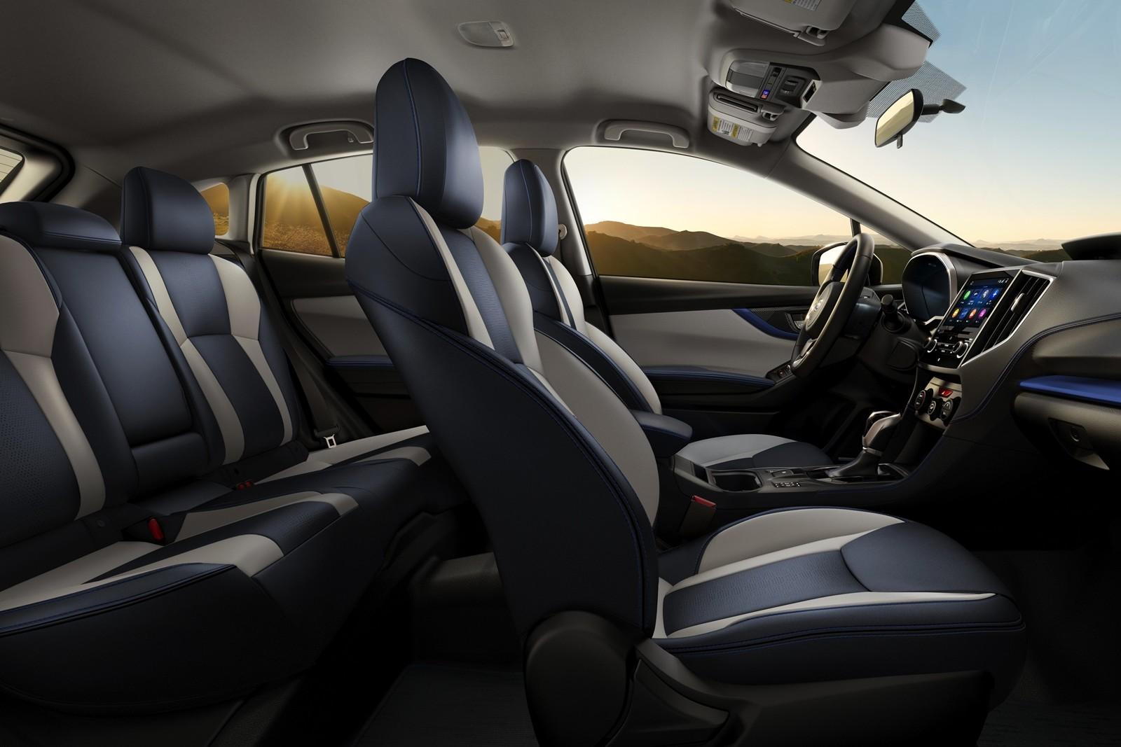 Foto de Subaru Crosstrek Hybrid 2019 (14/16)