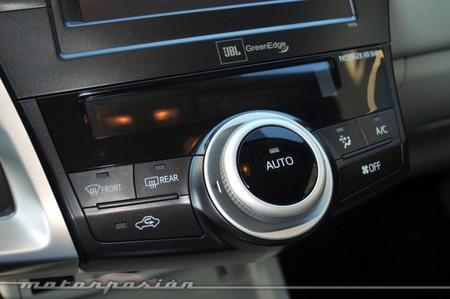 Mando climatización Toyota Prius+