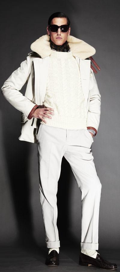 Foto de Tom Ford, colección masculina para el Otoño-Invierno 2011/2012 (23/44)