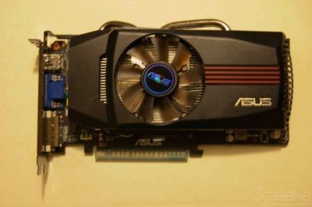 Asus NVidia GTX 550 Ti, análisis
