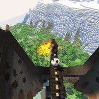 Lucha con gorgonas, descubre hipogrifos y doma dragones: este mod puebla tu mundo de Minecraft con increíbles criaturas de fantasía