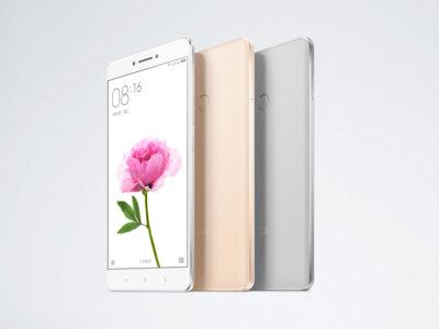 Xiaomi Mi Max 32GB Versión Global por 190 euros y envío gratis