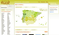 Directorio Rural, para encontrar casas rurales de España, Andorra y Portugal