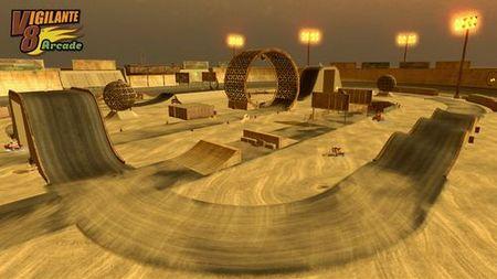 Vigilante 8: Arcade - Stunt Track